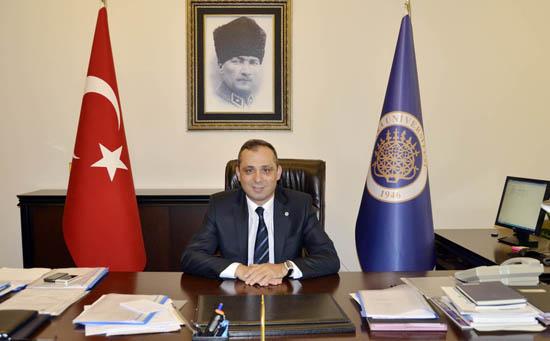 Prof. Dr. Ayhan Elmalı (Rektör Yardımcısı)