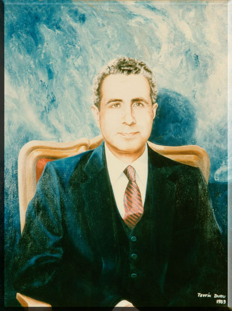 Prof. Dr. Cumhur Ferman 4.11.1965-10.6.1969