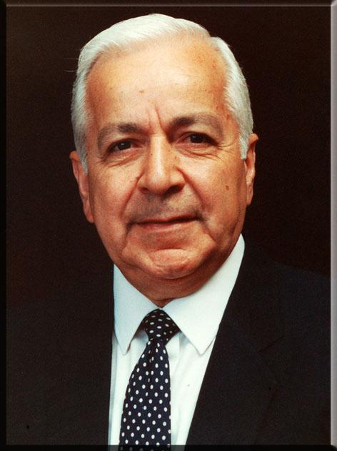 Prof. Dr. Tarõk Galip Soner 31.7.1982-1.8.1987
