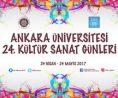 """Konser: """"Ankara Üniversitesi Alegria Oda Korosu ve Kültür ve Turizm Bakanlığı Devlet Çoksesli Gençlik Korosu"""" (3 Mayıs 2017)"""